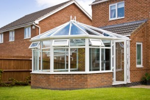 Conservatory cleaning in Chester